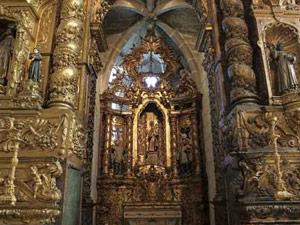 retablo madera
