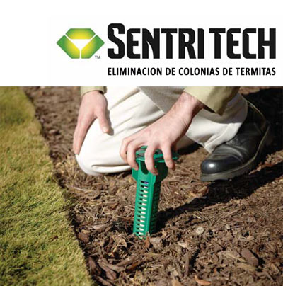 sistema sentritech termitas